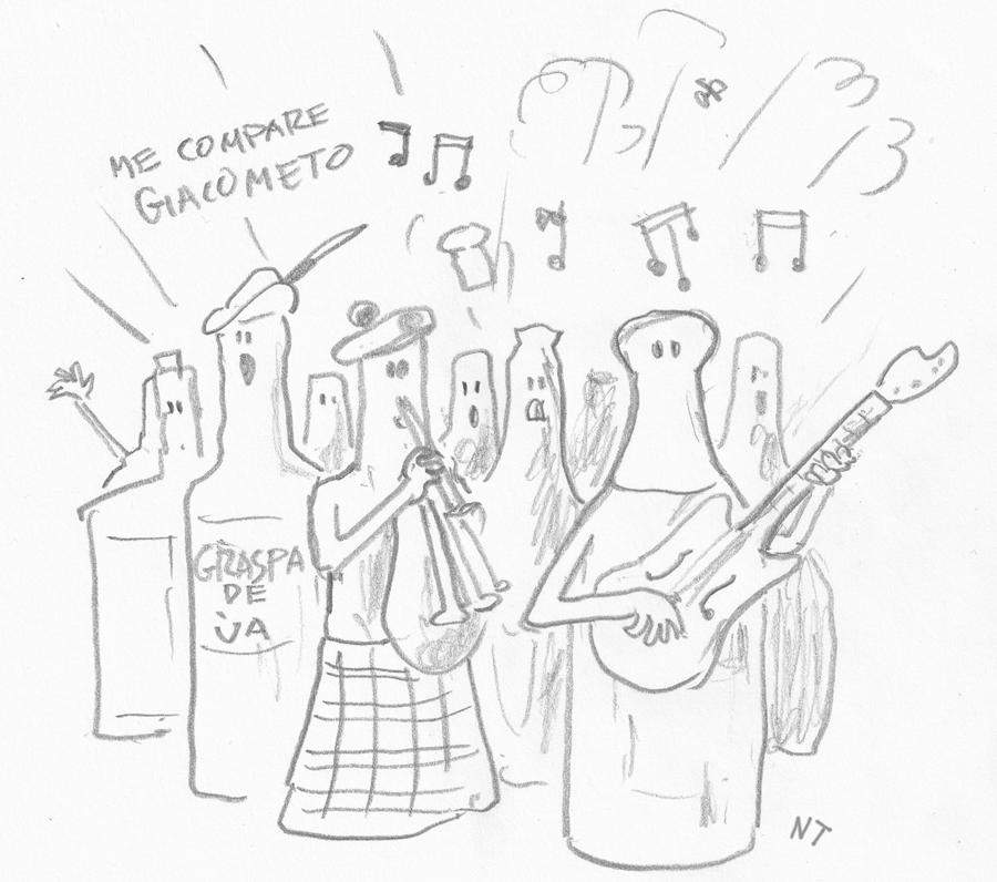 liquori che cantano
